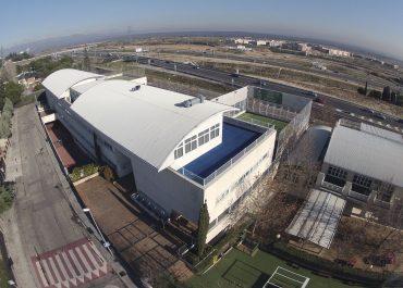 colegio europea vista aerea