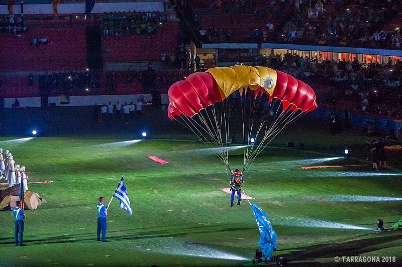 Los Juegos del Mediterráneo Tarragona 2018 IIª Parte, Los Juegos del Mediterráneo Tarragona 2018 IIª Parte, Revista NUVE