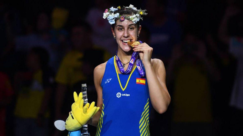 Carolina Marín, mejor jugadora de Bádminton de la historia, Carolina Marín, mejor jugadora de Bádminton de la historia, Revista NUVE