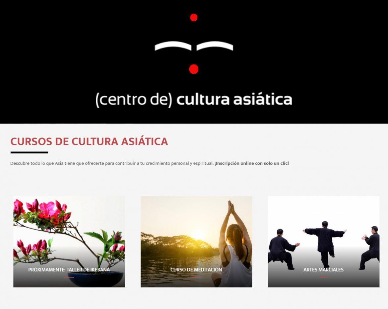 Centro de cultura asiatica, Centro de cultura asiatica, Revista NUVE