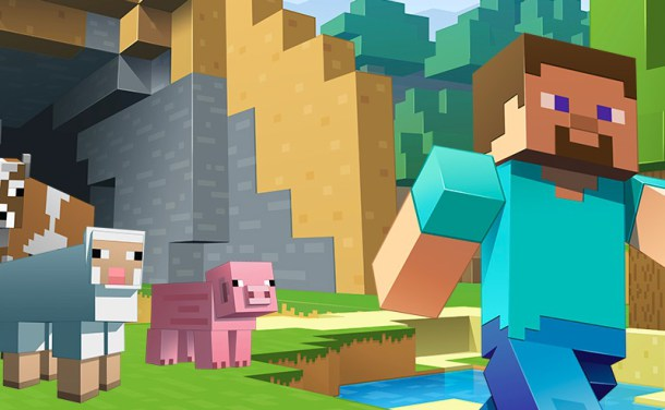 Hero-Photo_Minecraft-iPad-1, Minecraft: Education Edition llega al iPad y a jugadores, Revista NUVE