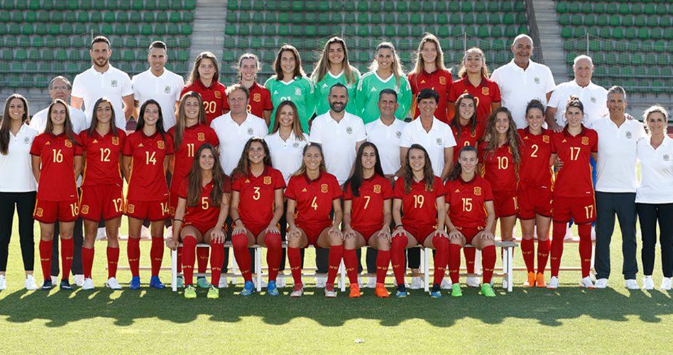 España por primera vez en la final de fútbol femenino, viernes 24 - 19,30 ¡Histórica clasificación para la final sub-20!, España por primera vez en la final de fútbol femenino, Revista NUVE