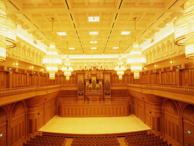 Salamanca hall