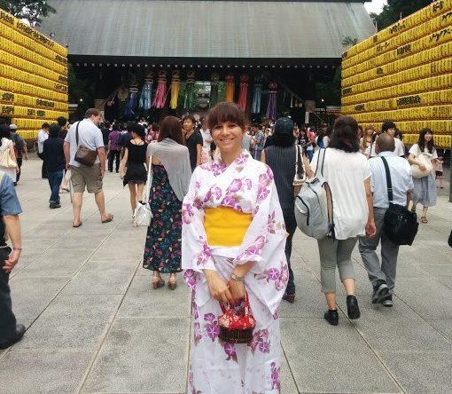 verónica en japón
