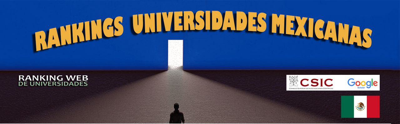Ranking Web Universidades : MÉXICO, Ranking Web Universidades : MÉXICO, Revista NUVE