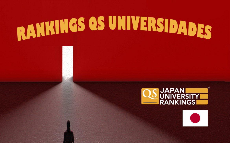 Ranking QS Universidades Japón, Ranking QS Universidades Japón, Revista NUVE