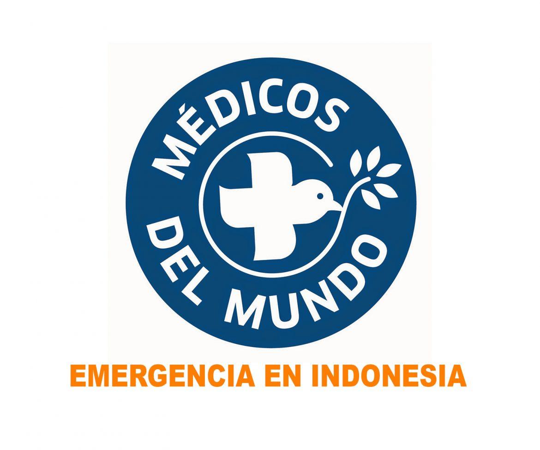 MÉDICOS DEL MUNDO : AYUDA PARA INDONESIA, MÉDICOS DEL MUNDO : AYUDA PARA INDONESIA, Revista NUVE