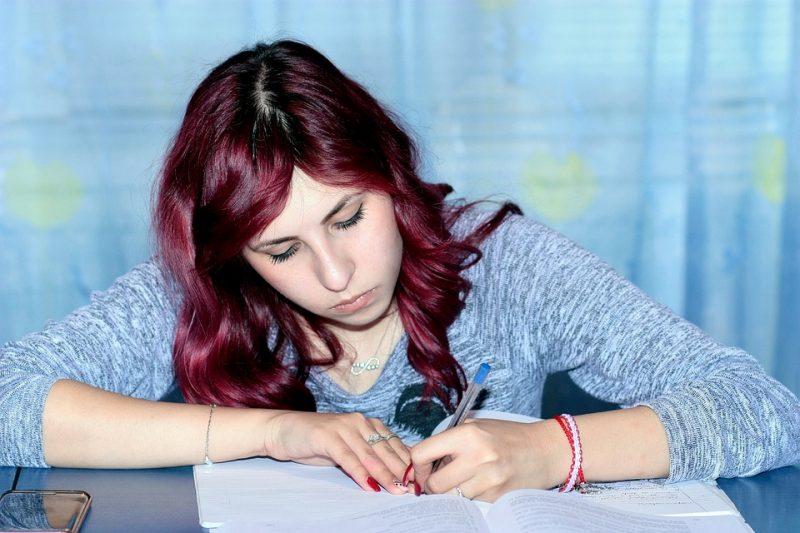 study-writting