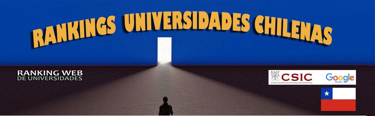Ranking Web de Universidades Chile, Ranking Web de Universidades Chile, Revista NUVE