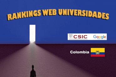 Ranking Web Universidades de Panamá, Ranking Web Universidades de Panamá, Revista NUVE