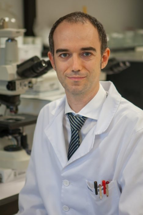 Daniel Ajona: La investigación contra el cáncer desde dentro, La investigación contra el cáncer desde dentro, Revista NUVE