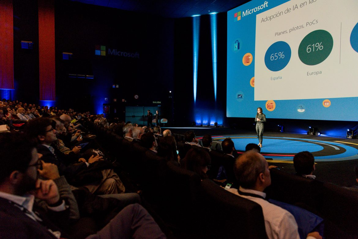 Microsoft Tech Summit 2018 (2)