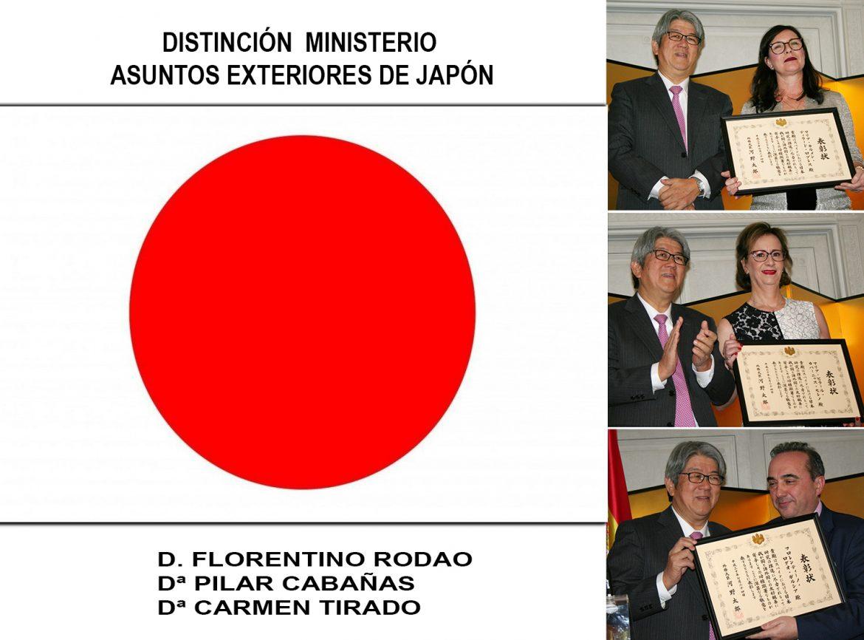 Tres profesores españoles recibieron DISTINCIÓN DEL GOBIERNO DE JAPÓN, Tres profesores españoles recibieron DISTINCIÓN DEL GOBIERNO DE JAPÓN, Revista NUVE