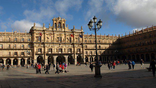 Salamanca destino idiomatico