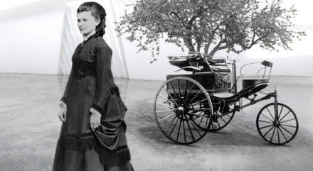 Bertha Benz y el viaje que cambió la historia para siempre, Bertha Benz y el viaje que cambió la historia para siempre, Revista NUVE