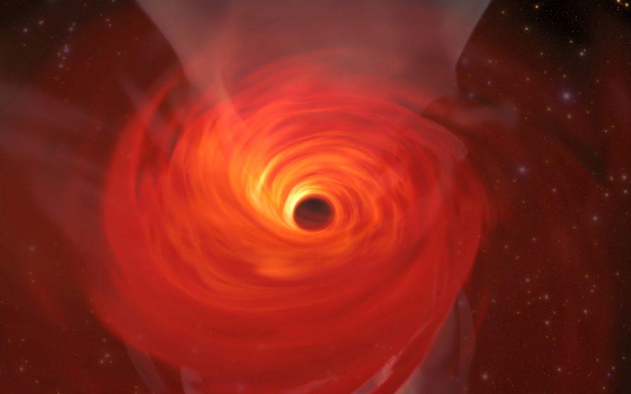 primera imagen de un agujero negro, Primera imagen de un agujero negro, Revista NUVE