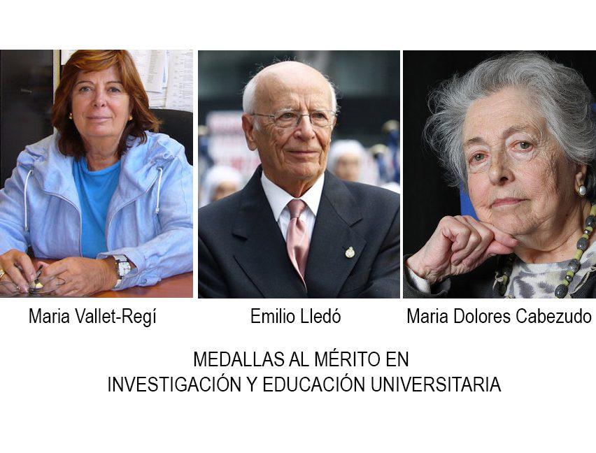 medallas al Mérito en Investigación y Educación Universitaria, Medallas al Mérito en Investigación y Educación Universitaria, Revista NUVE
