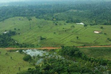 El cambio climático en las comunidades de la Amazonía