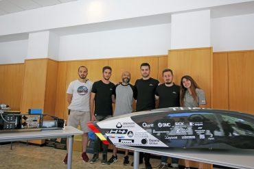 Turian el prototipo Hyperloop de la UPV