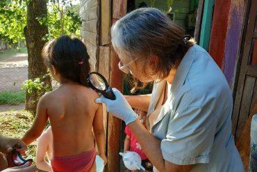 Control y diagnóstico de la lepra