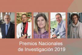 Premios Nacionales de Investigación 2019