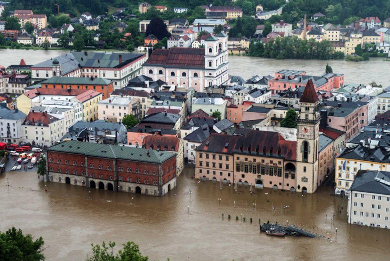 La inteligencia artificial para riesgo por inundaciones en Europa, La inteligencia artificial para riesgo por inundaciones en Europa, Revista NUVE