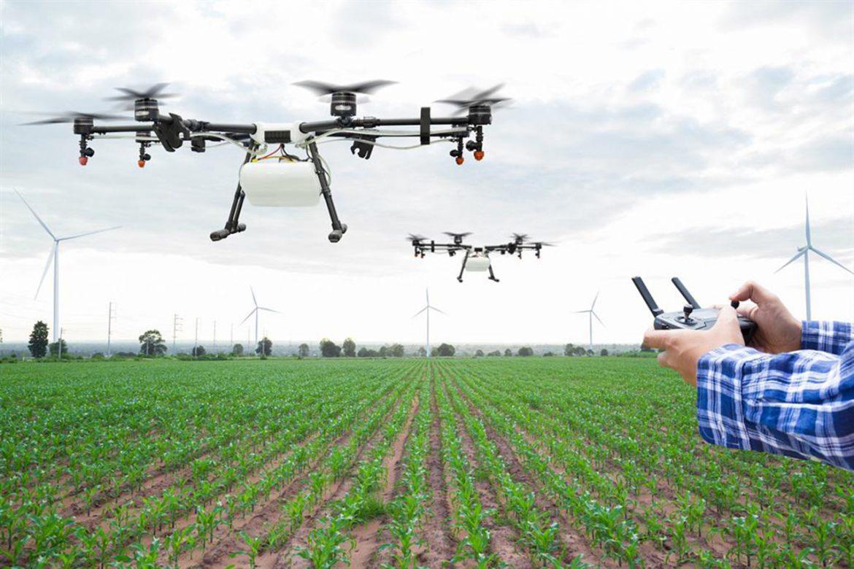 Drones escogen cereal que produzca bioetanol, Drones escogen cereal que produzca bioetanol, Revista NUVE