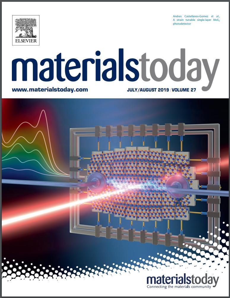 fotodetectores flexibles, CSIC- Fotodetectores flexibles de tres átomos de grosor, Revista NUVE