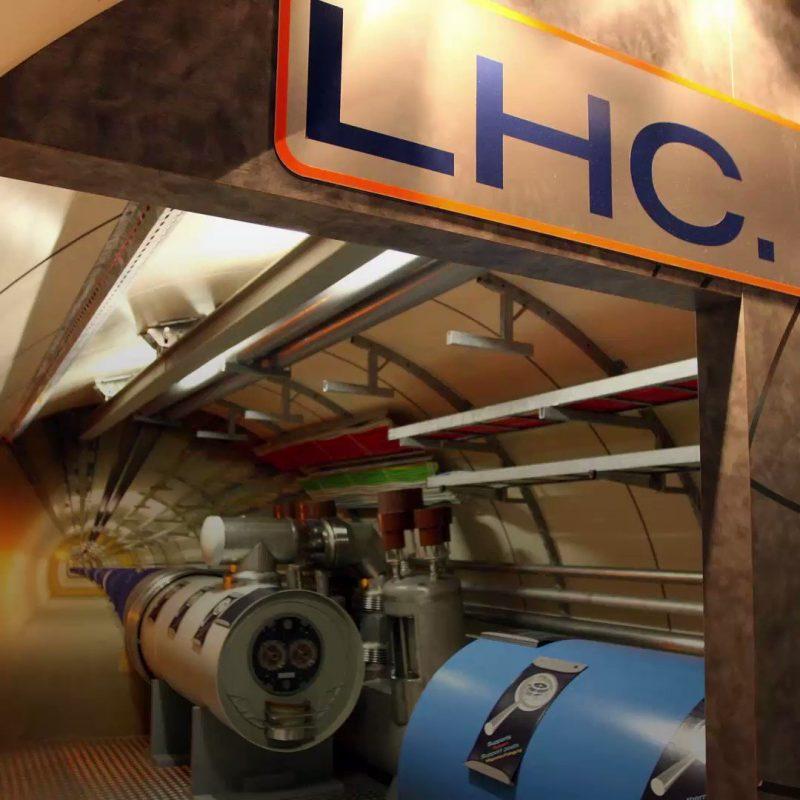 Superconductores CERN.