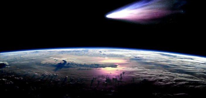 Cometas-meteoritos