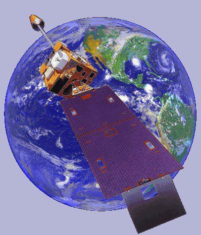 Satelites difunden accidentes nucleares