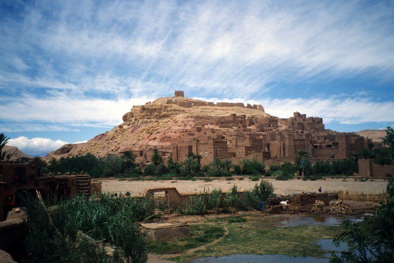 Transformos la Tierra Moroco