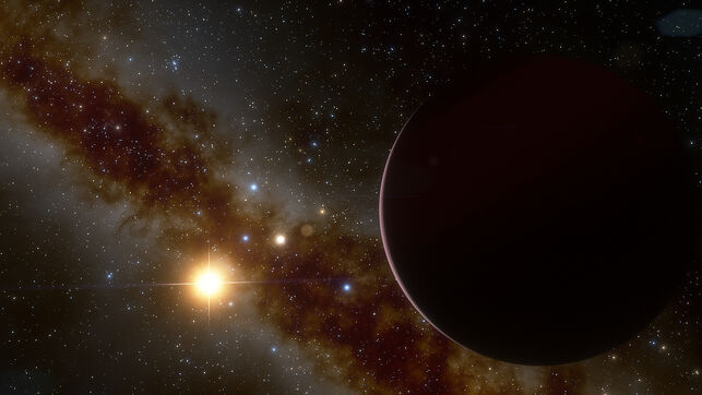 Sistema Planetario Anómalo