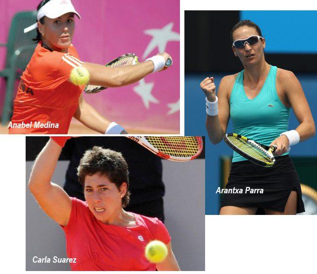 Tenis Chicas