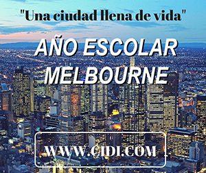 AÑO ESCOLAR, DESCUBRIENDO MELBOURNE., AÑO ESCOLAR, DESCUBRIENDO MELBOURNE., Revista NUVE