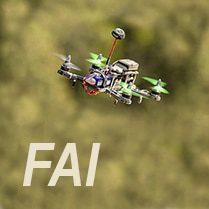 i competición oficial de carreras de drones en españa
