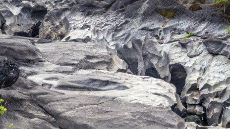 Vale da Lua at Chapada dos Veadeiros, The Moon Valley
