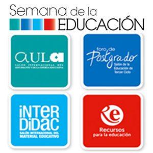 colegio profesional de la educacion, El COLEGIO PROFESIONAL DE LA EDUCACIÓN participa en la SEMANA DE LA EDUCACIÓN 2016, Revista NUVE