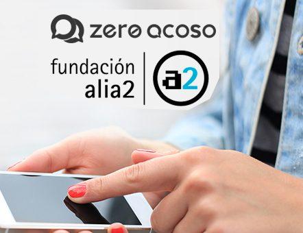 zeroacoso es un sistema de comunicación bidireccional, anónimo y confidencial